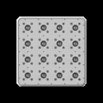 Greenception Cluster (Austellungstück) LED 512W GC 16 Schaltbar Thumbnail