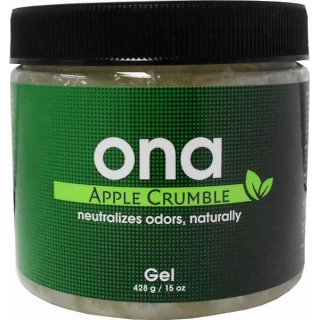Ona Gel Apple Crumble 428g Picture