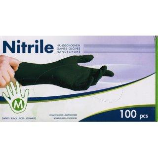 Handschuhe, Nitril 100 Stück, Größe M Picture