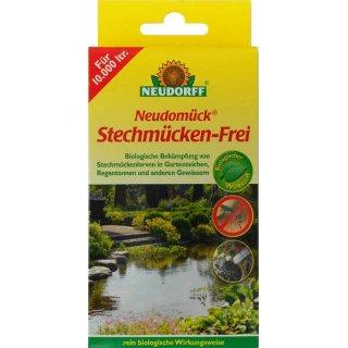 Neudorff Neudomück Stechmücken-Frei 10 Tabletten Picture
