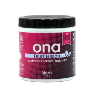 Ona Block Fruit Fusion 170g Picture
