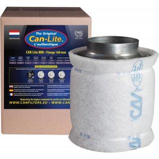 Can Lite Filter 800m³/h Ø160mm Stahlkorpus Picture